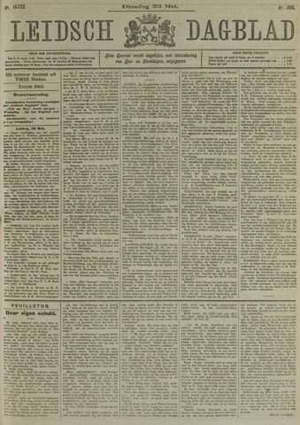 Leidsch Dagblad 1911-05-23