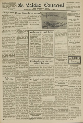 Leidse Courant 1947-08-30