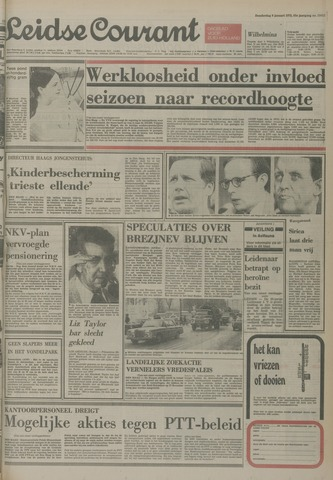Leidse Courant 1975-01-09