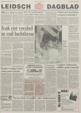 Leidsch Dagblad 1990-08-30