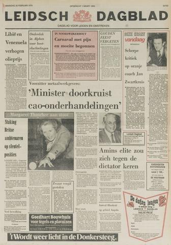 Leidsch Dagblad 1979-02-26
