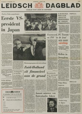 Leidsch Dagblad 1974-11-18