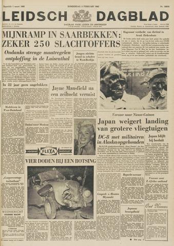 Leidsch Dagblad 1962-02-08