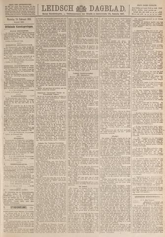 Leidsch Dagblad 1919-02-24