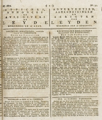 Leydse Courant 1812-08-12