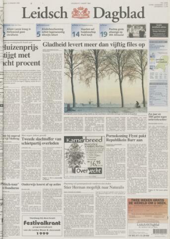 Leidsch Dagblad 1999-01-12