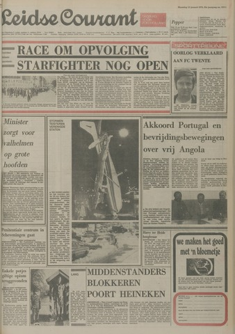 Leidse Courant 1975-01-13