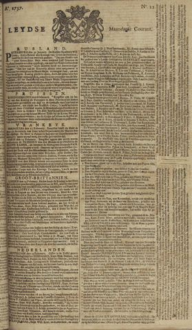 Leydse Courant 1757-02-21