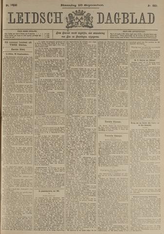 Leidsch Dagblad 1907-09-16