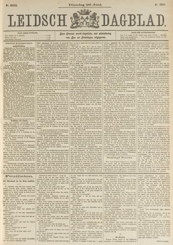 Leidsch Dagblad 1894-06-26