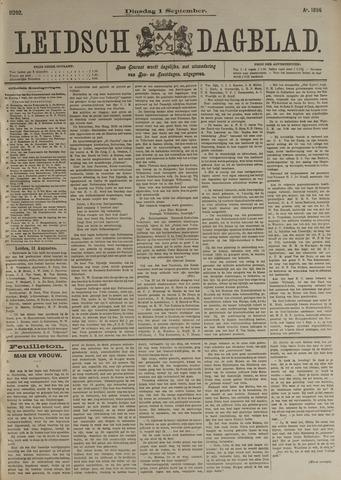 Leidsch Dagblad 1896-09-01