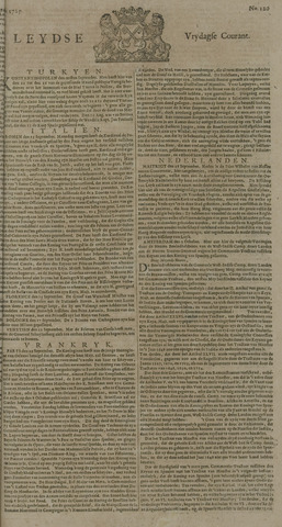 Leydse Courant 1725-10-05