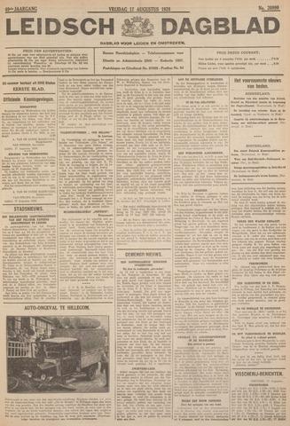 Leidsch Dagblad 1928-08-17