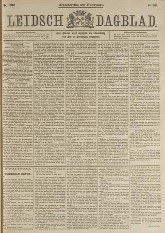 Leidsch Dagblad 1901-02-28