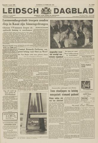 Leidsch Dagblad 1961-02-25