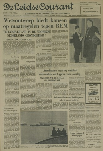 Leidse Courant 1964-02-27