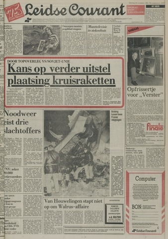 Leidse Courant 1984-11-24