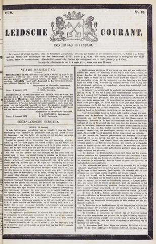 Leydse Courant 1879-01-16