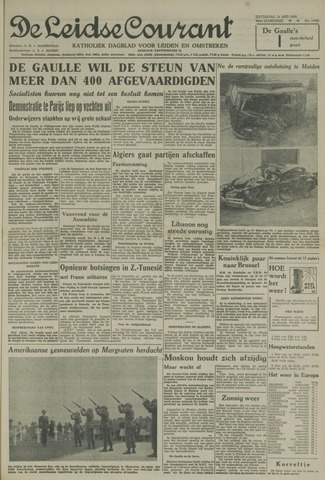 Leidse Courant 1958-05-31