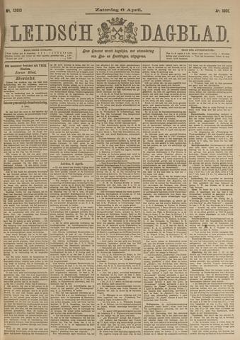 Leidsch Dagblad 1901-04-06