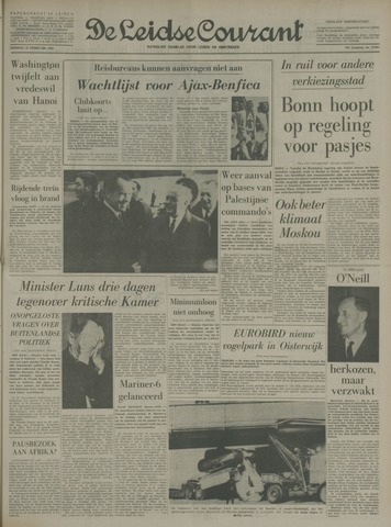 Leidse Courant 1969-02-25