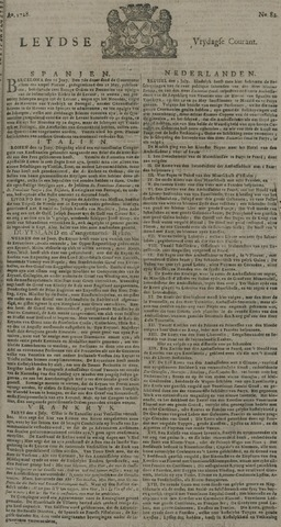 Leydse Courant 1728-07-09