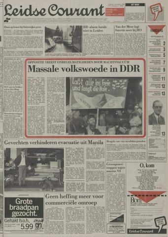 Leidse Courant 1989-12-05
