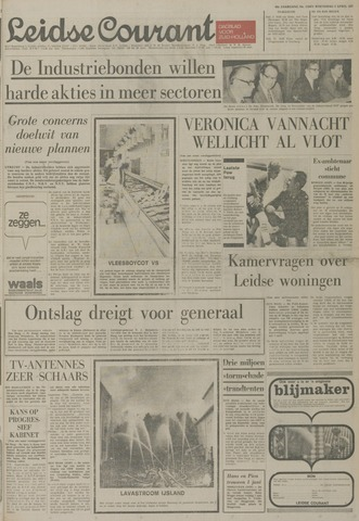 Leidse Courant 1973-04-04
