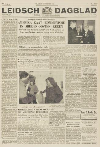 Leidsch Dagblad 1956-12-31