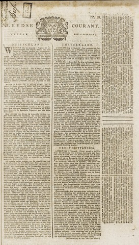 Leydse Courant 1814-02-11