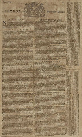 Leydse Courant 1756-01-19