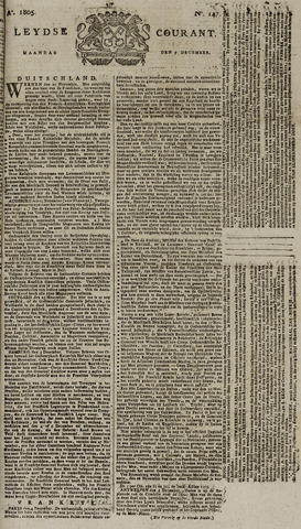 Leydse Courant 1805-12-09