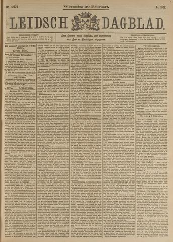 Leidsch Dagblad 1901-02-20