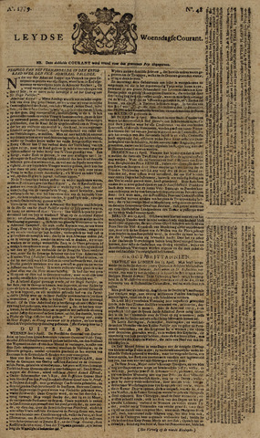 Leydse Courant 1779-04-21