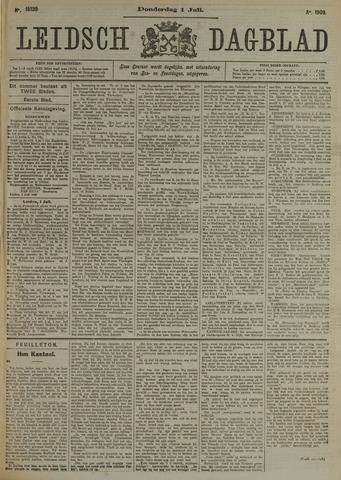 Leidsch Dagblad 1909-07-01