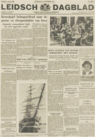 Leidsch Dagblad 1959-09-23