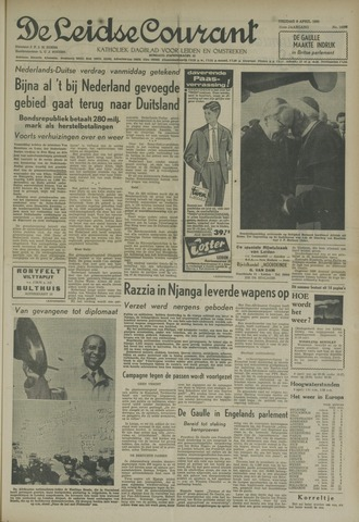 Leidse Courant 1960-04-08