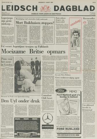Leidsch Dagblad 1982-05-28