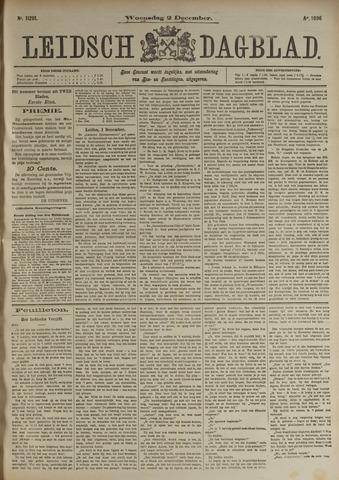 Leidsch Dagblad 1896-12-02