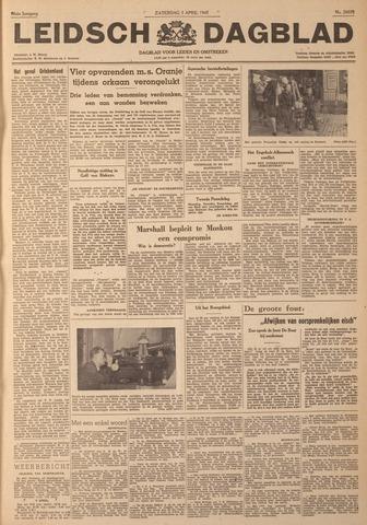 Leidsch Dagblad 1947-04-05