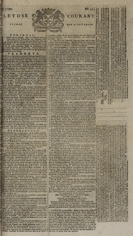 Leydse Courant 1790-09-24