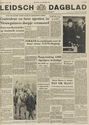Leidsch Dagblad 1961-11-20