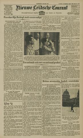 Nieuwe Leidsche Courant 1947-03-08