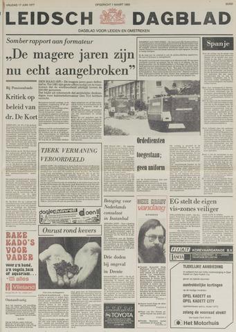 Leidsch Dagblad 1977-06-17