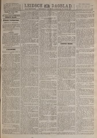 Leidsch Dagblad 1920-01-20