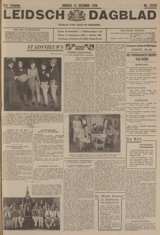 Leidsch Dagblad 1938-12-13