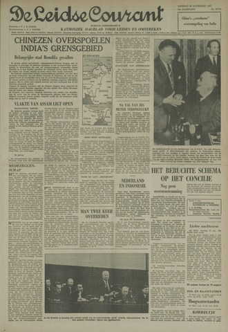 Leidse Courant 1962-11-20