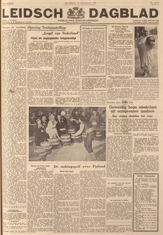 Leidsch Dagblad 1949-08-20