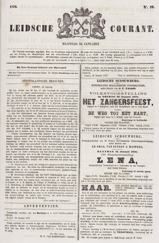 Leydse Courant 1876-01-24