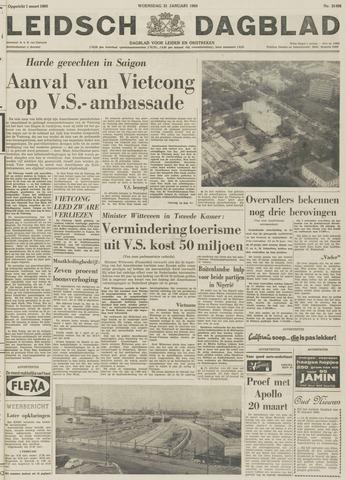 Leidsch Dagblad 1968-01-31